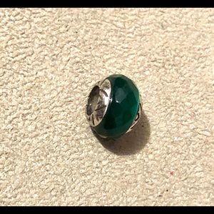 🆕Listing! Brighton dark green glass bead